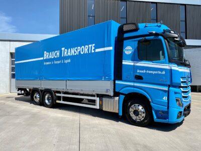 Transportfahrzeug