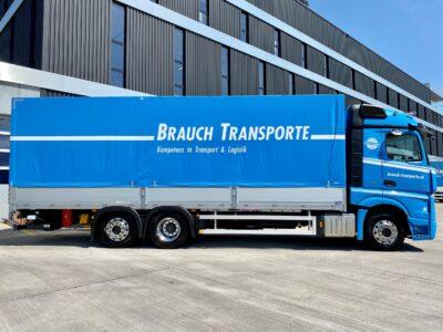 Profil - Transportfahrzeug