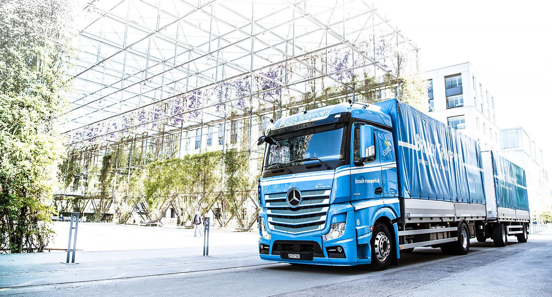 Brauch Lastwagen, MFO Park