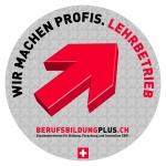 Wir machen Profis. Lehrbetrieb - Berufsbildungplus.ch