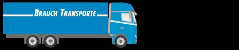 Drei-Achs-Lastwagen - Brauch Transporte AG