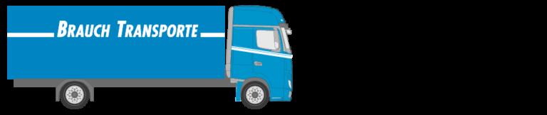 Lastwagen - Brauch Transporte AG