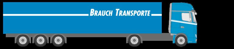 Sattelschlepper - Brauch Transporte AG
